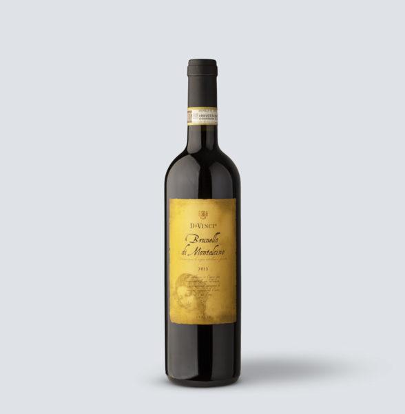 Brunello di Montalcino DOCG 2013 - Da Vinci