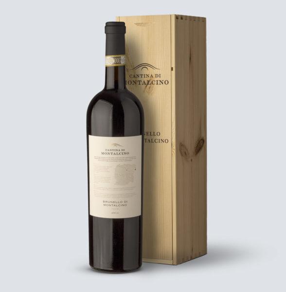 Brunello di Montalcino DOCG 2014 Magnum (1,5 Lt) - Cantina di Montalcino
