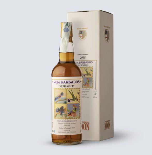 Rum Barbados - Remember