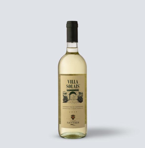 Vermentino di Sardegna DOC 2019 - Villa Solais