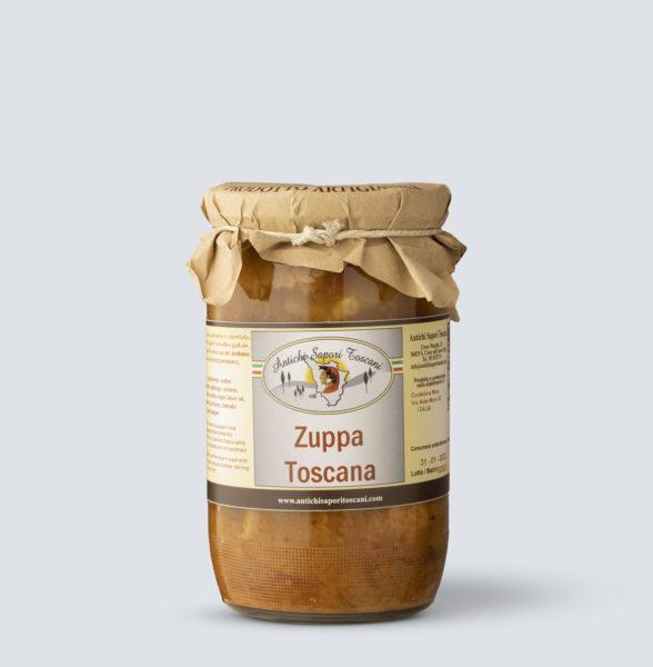 Zuppa Toscana 650 gr - prodotto artigianale