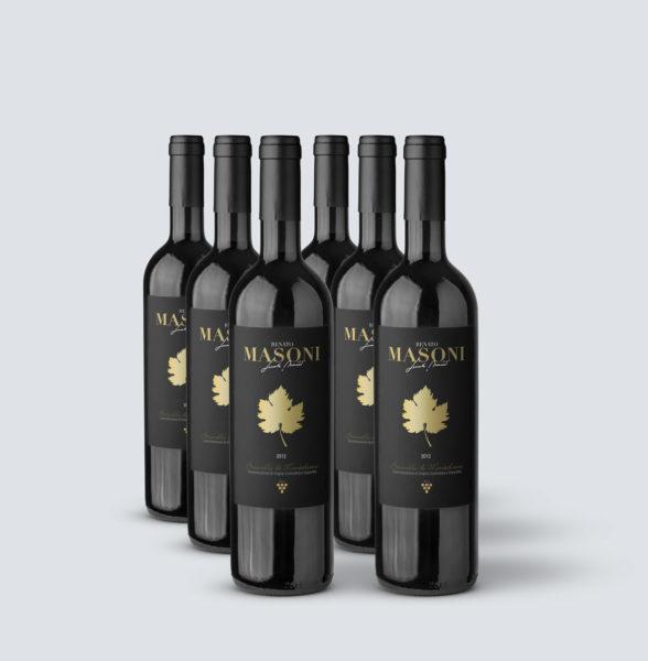 Brunello di Montalcino DOCG 2012 - Renato Masoni (6 bottiglie)