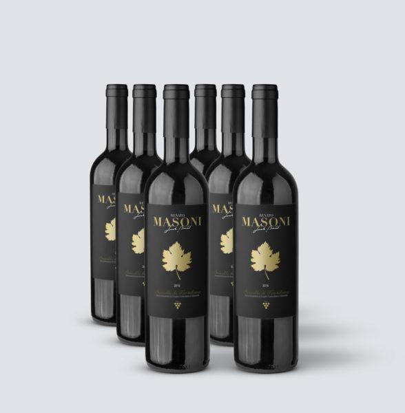 Brunello di Montalcino DOCG 2016 - Renato Masoni (6 bottiglie)