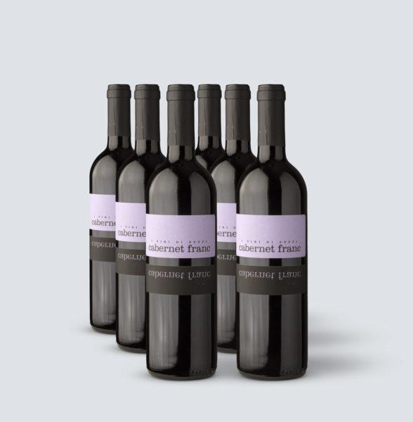 Cabernet Franc Venezia Giulia IGT 2017 - Zuffi (6 bottiglie)