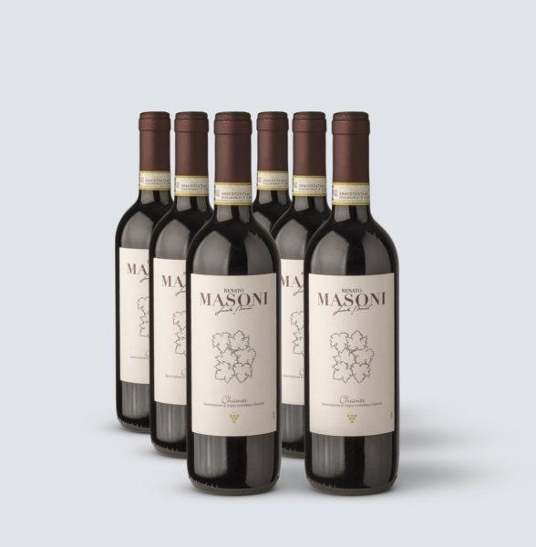 Chianti DOCG 2019 - Renato Masoni (6 bottiglie)