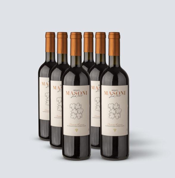 Chianti Riserva DOCG 2016 - Renato Masoni (6 bottiglie)