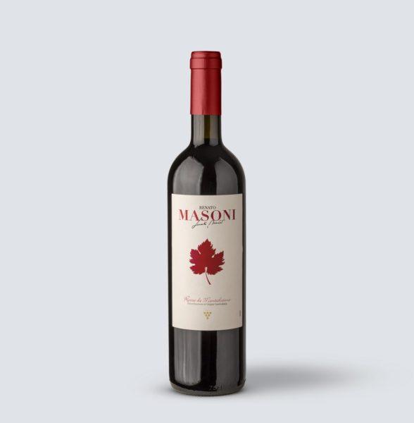 Rosso di Montalcino DOC 2019 - Renato Masoni