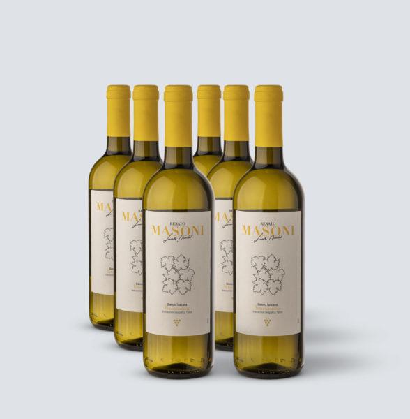 Vermentino di Toscana IGT - Renato Masoni (6 bottiglie)