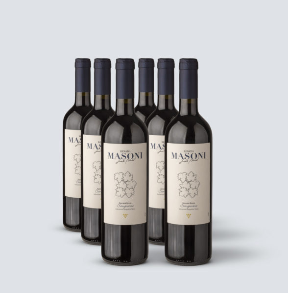 Rosso Toscana IGT Sangiovese - Renato Masoni (6 bottiglie)