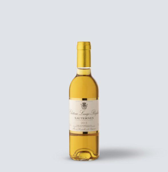 Sauternes 2015 - Chateau Lange-Réglat (0,375 lt)