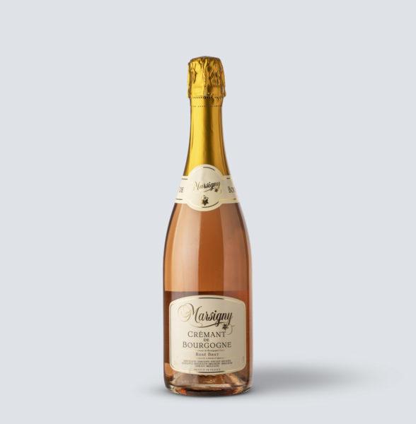 Crémant de Bourgogne Rosé Brut - Marsigny