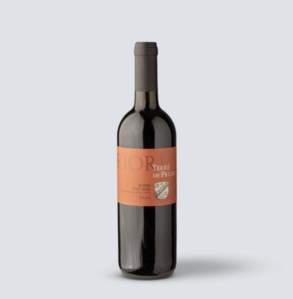 Rosso Toscana IGT 2018 - Terre de' Priori