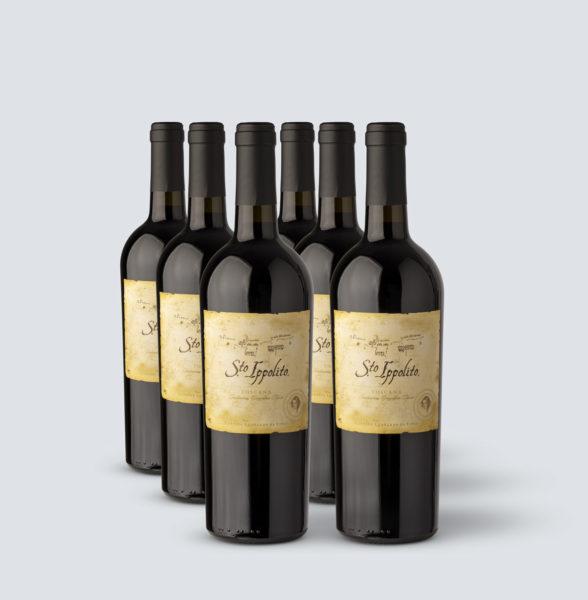 Santo Ippolito Toscana IGT 2013 - Da Vinci (6 bottiglie)