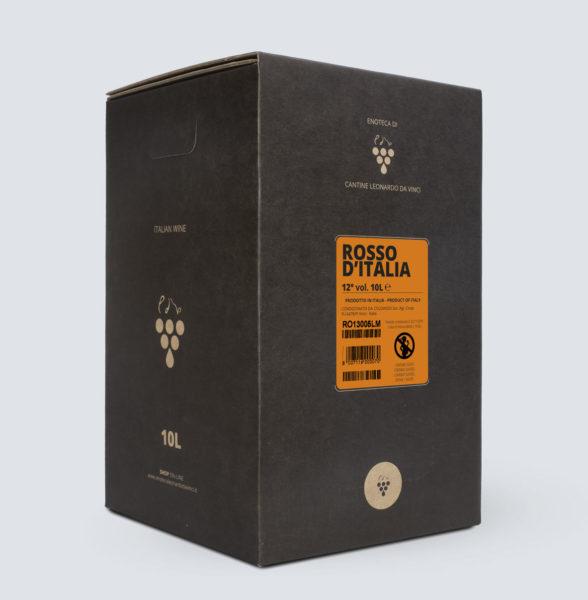 Bag in Box vino Rosso 12° (10 litri)