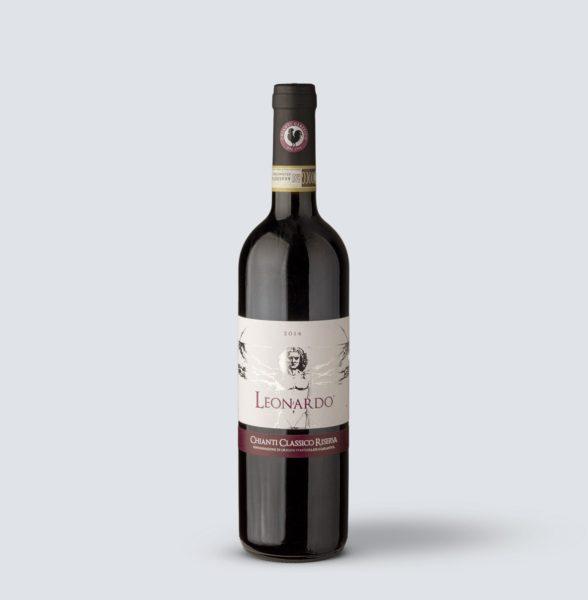 Chianti Classico Riserva DOCG 2014 - Leonardo Da Vinci